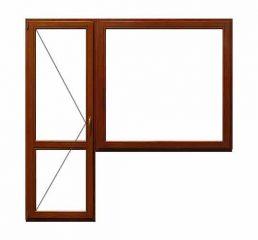 Балконный блок 2100 * 2000 мм